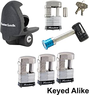 Best master trailer lock set Reviews