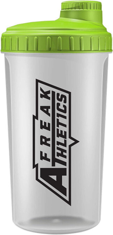 Freak Athletics - Mezclador de proteínas (700 ml, tapa ...