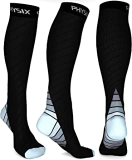 running compression socks 20 30 mmhg