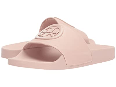 Tory Burch Lina Slide Sandal (Shell Pink) Women