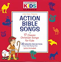 cedarmont kids gospel action songs