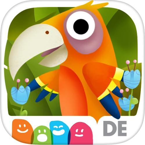 Die Bäume der Musik: Ein interaktive Musikspiel für Kinder