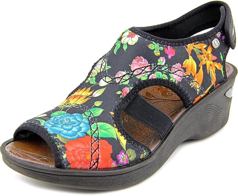 BZees Woherrar Dream svart  Floral Floral Floral Printed Fabric  handla online idag