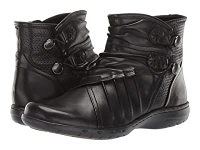 Cobb Hill CH Penfield Bungie Boot (Black) Women