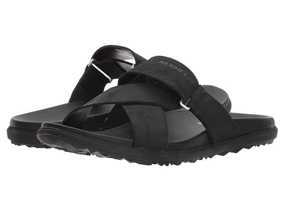 Merrell Around Town Sunvue Slide (Black) Women