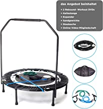 high weight capacity trampoline