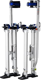 "Pentagon Tool""Tall Guyz"" Professional 24""-40"" Drywall Stilts For Sheetrock Painting or Cleaning"