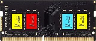 ノートPC用メモリ DDR4-2400 PC4-19200 8GB SODIMM TF48G24S817 V-Color カラフルなICチップ【永久保証】