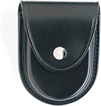 Gould & Goodrich H580Clbr Round Bottom Handcuff Case Place On Belt Up to 2-1/4-Inch (Hi-Gloss)