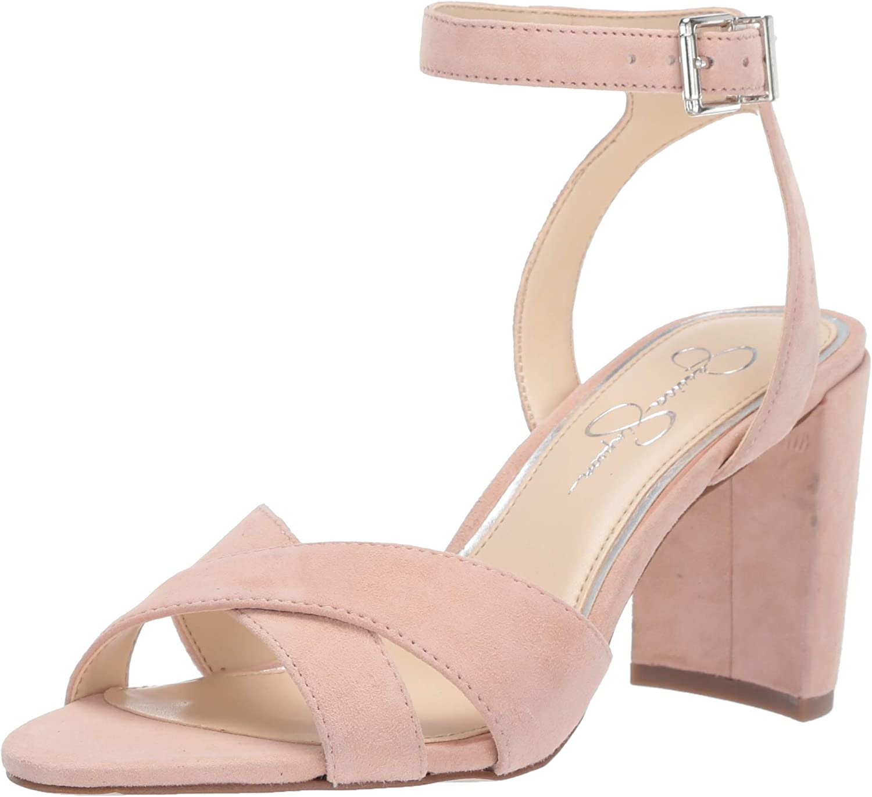 Jessica Simpson Womens Niara Heeled Sandal