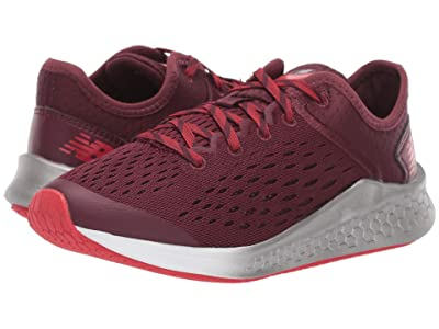 New Balance Kids Fresh Foam Fast (Little Kid/Big Kid) (Burgundy/Velocity Red) Boys Shoes