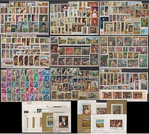 Goldhahn Europa Kollektion Gem e postfrisch  Briefürken für Sammler
