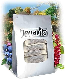 Malva Leaf (Malva verticillata, Dong Kui Zi) Tea (25 Tea Bags, ZIN: 427498)