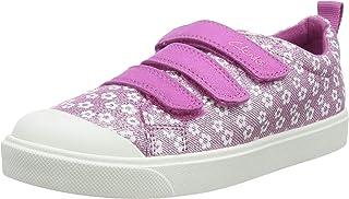 Clarks City Vibe K, Sneakers Basses Fille