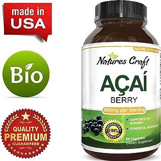 Best acai health benefits weight loss Reviews