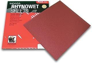 indasa rhynowet sandpaper