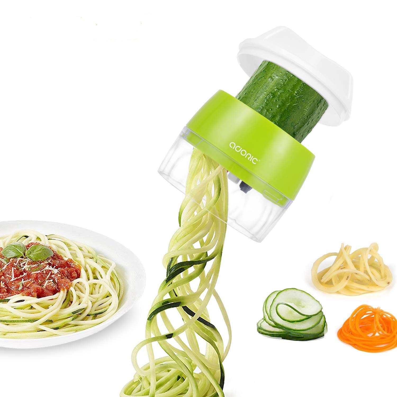 Handheld Vegetable Adoric Spiralizer Upgraded