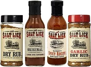 Best salt luck bbq Reviews
