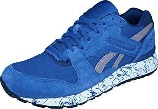 Reebok Classic GL 6000 Wrap Womens Trainers/Shoes - Blue