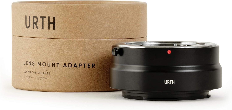Urth x Gobe - Adaptador de Objetivo Compatible con Objetivos Contax/Ya Shica (C/Y) y cuerpos de cámara Canon R
