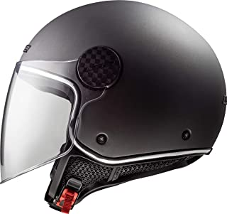 DMD 1jts30000mg02/Casco Moto talla S Gris Mate