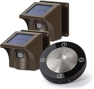 pool motion detector alarm