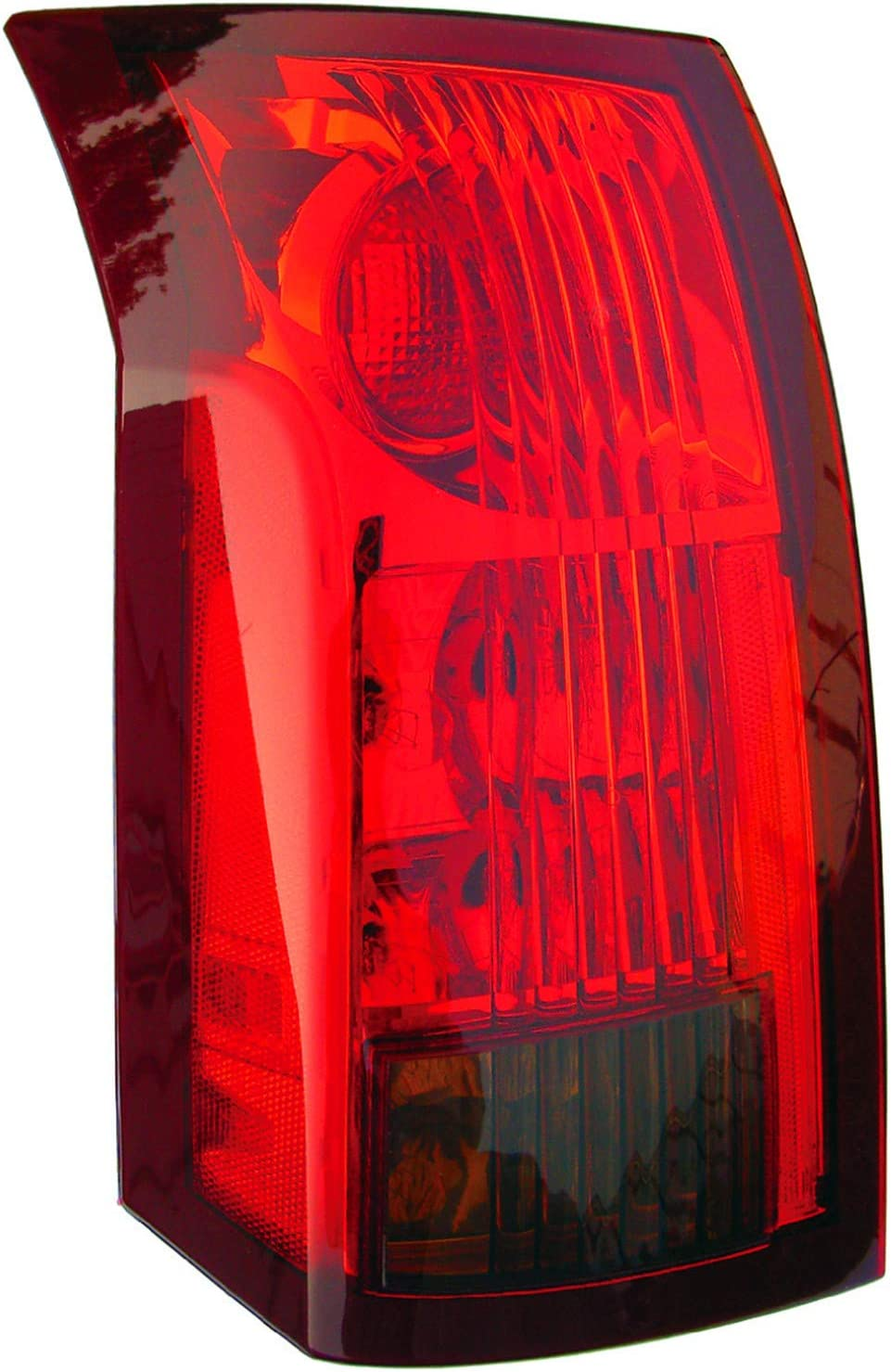 JP Auto 特価 Outer Tail Light Compatible 2003 Drive 超目玉 Cadillac Cts With