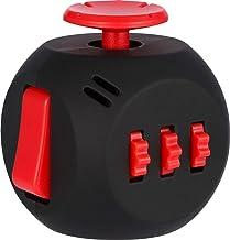 FIDGET DICE 6 Sides Fidget Toys Cube مکمل استرس و اضطراب برای کودکان و بزرگسالان