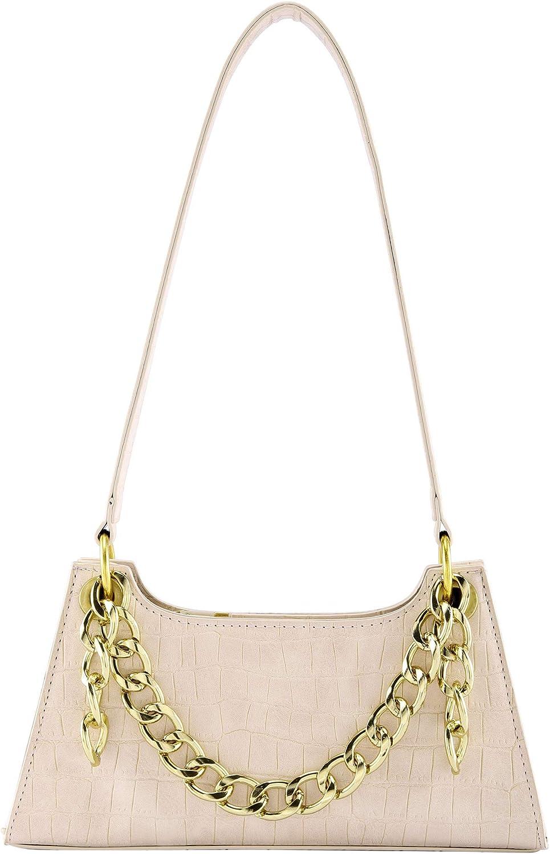 Ayliss trust Women Small Crocodile Tote At the price Shoulder Clutch Handbag Classi