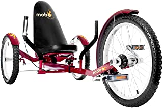 3 wheel recumbent bike