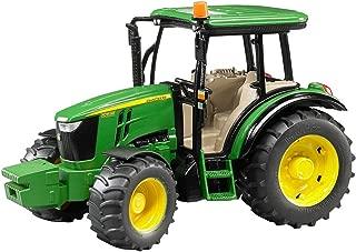 BRUDER John Deere 5115 M Previamente montado Modelo a escala de tractor 1:16 - Modelos de vehículos de tierra (Previamente montado, Modelo a escala de tractor, 1:16, John Deere 5115 M, Acrilonitrilo butadieno estireno (ABS), 3 año(s))