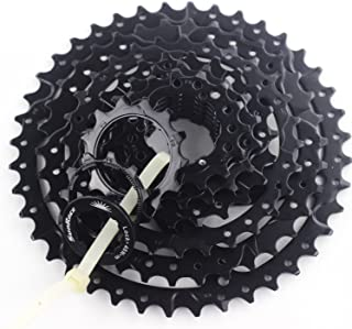 SUNRACE 8 Speed MTB Cassette 11-40T Wide Ratio For SHIMANO SRAM 40T