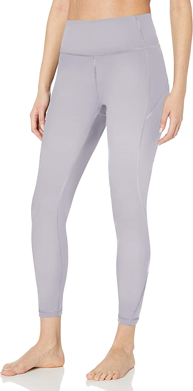 Core free shipping 10 Women's Nearly Naked Yoga 8 Waist 7 High NEW Legging-24 Crop
