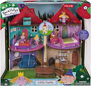 Ben & Holly Little Castle Kingdom Playset Figures Play Store and GO Exclusive