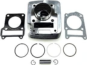 Complete Top End Cylinder Rebuild Kit - Fits Yamaha TTR125 2000-2005 [4449A16]