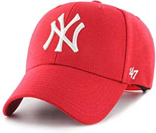 '47 Brand Snapback Cap - MVP New York Yankees red