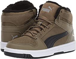 Burnt Olive/Puma Black/Limestone/Puma White