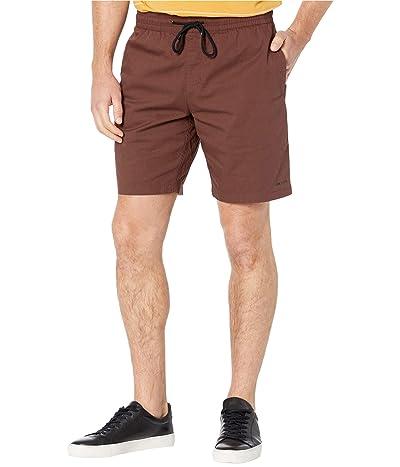 Volcom Switch-Up Shorts (Mahogany) Men
