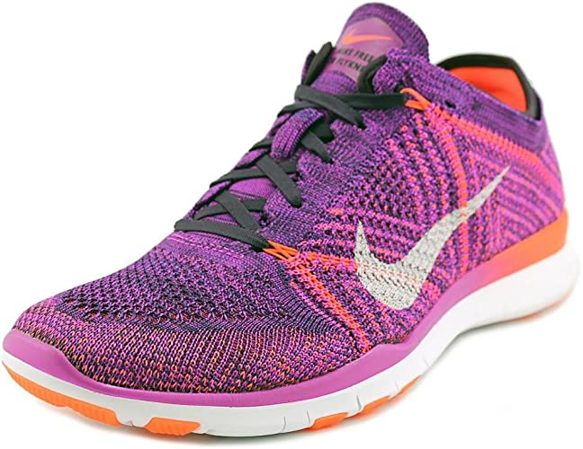 Nike WMNS Free TR Flyknit, baskets Basses Femme