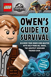 LEGO Jurassic World: Owen's Guide to Survival plus