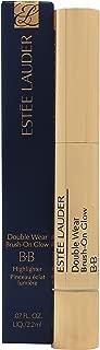 Estee Lauder Double Wear Brush-On Glow BB Highlighter, No. 2W Light Medium, 0.07 Ounce