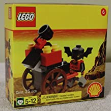 LEGO Castle Fright Knights Catapult Cart 2540