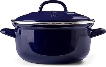 BK Cookware Dutch Oven Blue 5.5QT