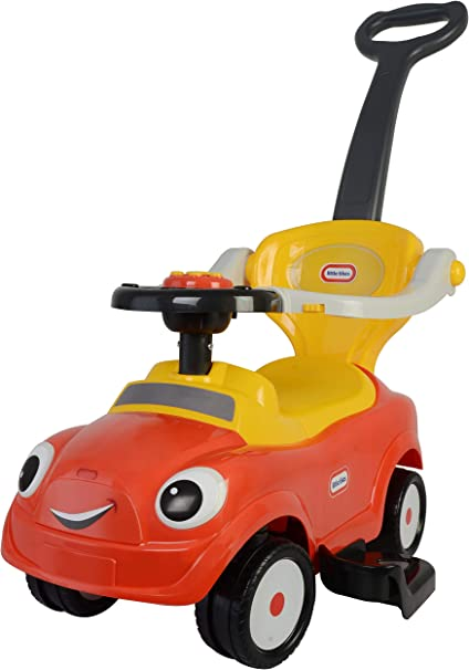 Amazon Com Best Ride On Cars 3 In 1 Little Tike Toys Games