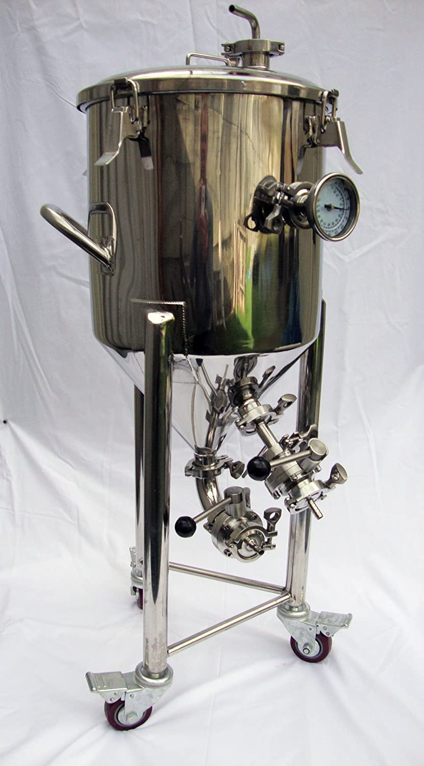 50 Liter Award Fermenter Conical Sales of SALE items from new works