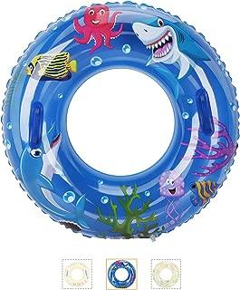 XGEAR Swimming Float Ring, Tube Swim Ring,Children Swim Ring, Summer Beach Pool Toy 35