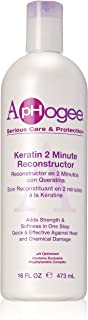 ApHogee Intensive 2 Minute Keratin Reconstructor (16 OZ)