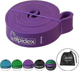 ALPIDEX Bandes de résistance en différentes quantités et épaisseurs