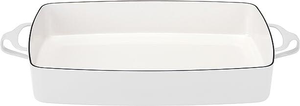 Dansk Kobenstyle White Large Baker, 6.2 LB