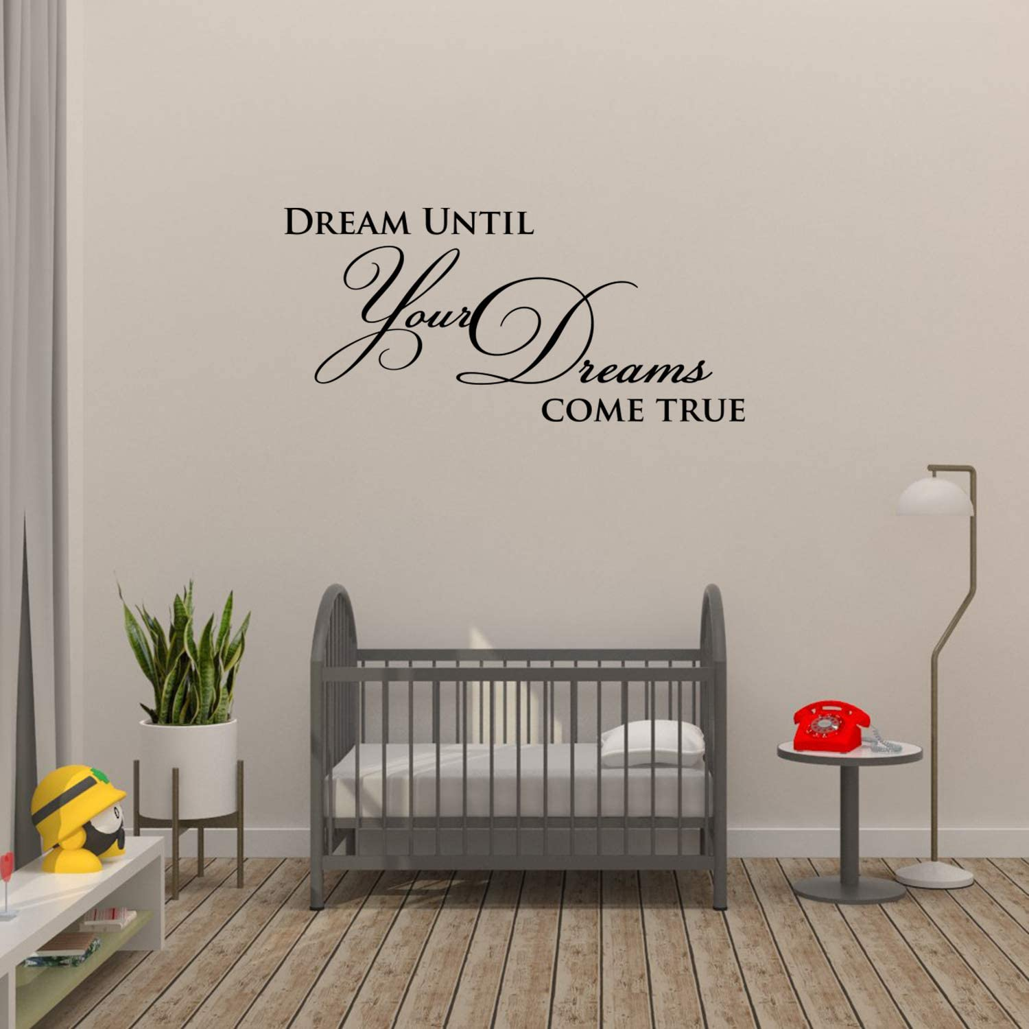 Wall Decal You are something between a dream and a miracle